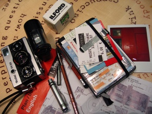 Travel Gear Set 2: Shoot, Think, Write
