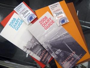 Traveler's Notebook: 2008 Diaries