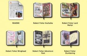 Moleskine Icons: Robert Fisher Edition