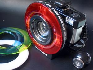 Lomo Ring Flash: Fisheye 2