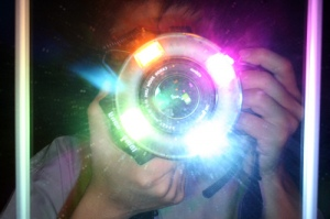 Lomo Ring Flash: In Action with Canon DSLR EOS 300D