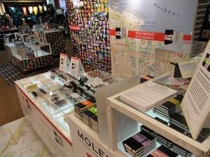 Moleskine City Notebook Hong Kong & Beijing Launch - Festival Walk LOG-ON