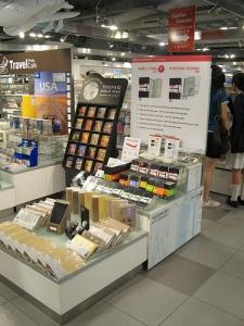 Moleskine City Notebook Hong Kong & Beijing Launch - New Town Plaza city'super