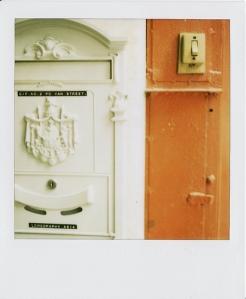 Lomo HK Mailbox