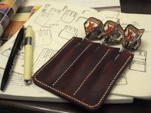 Dart or Pen Case?
