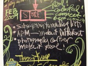 Planning by Blackboard