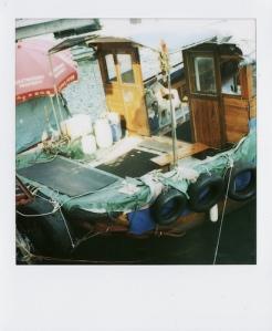 Last Polaroids SanPan