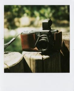 Last Polaroids Ricoh GX-200