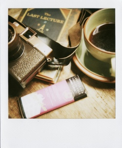 Last Polaroids Chocolate from LOMO!