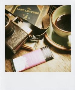 Last Polaroids Chocolate from LOMO!