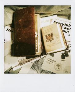 Last Polaroids Traveler's Notebooks