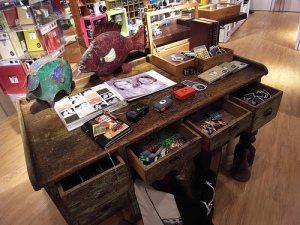 Photography Section Antique Table