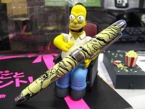 Homer Excited - ACME Scream