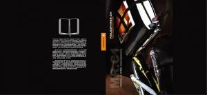 Book Cover Design for Moleskiner.cn 1st Year Blog Content Publication