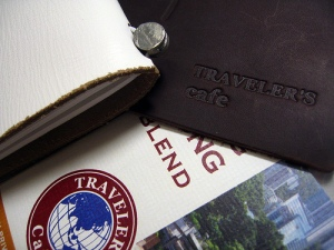 Traveler's Notebook Limited Edition White