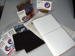 Traveler's Notebook Props