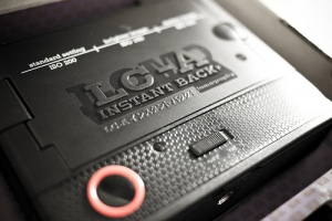 Lomo LCA Instant Back - back design