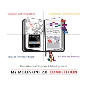 My Moleskine 2.0 Lifehack