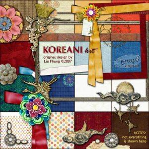 Ztampf Koreani Kit