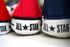 Converse Shoe Pen Cases - All Star detail