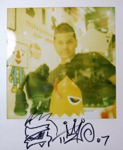 Tim Tsui - Devilrobots x SIS Exhibition at LOG-ON