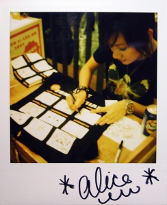 Alice Chan - Devilrobots x SIS Exhibition at LOG-ON