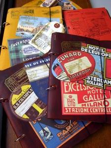 Artemis Put Together Notebook Make Up Samples