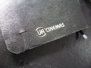 Moleskine 2008 Diary Knock-off - UA Cinemas