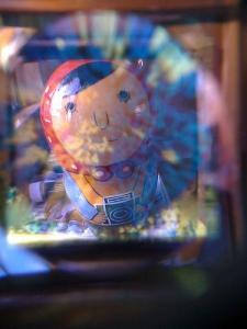 iPhone Kaleidoscope Camera effect