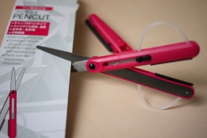Raymay PENCUT portable scissors - right hand config