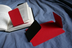 Bookmark from Leather Moleskine Limited Edition Packaging
