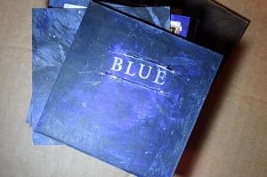 Bind-it-all Project - Blue:  Cover