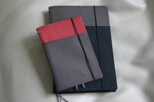 KOKUYO Systemic Notebook cover for Campus and Moleskine