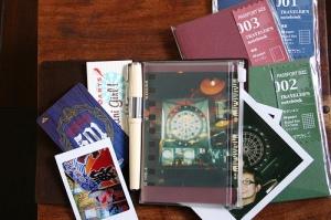 Midori Traveler's Notebook Passport Size