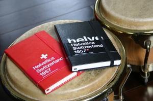 Moleskine Helvetica Special Edition