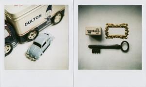 Dulton, VW, Key, Stamp, Frame
