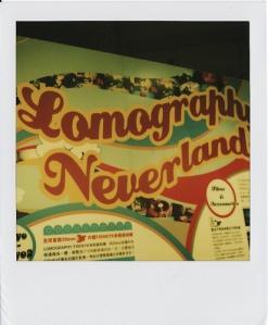 Lomo Neverland Polaroid