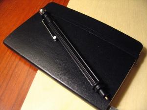 Parafernalia Flirt ballpoint pen with Moleskine