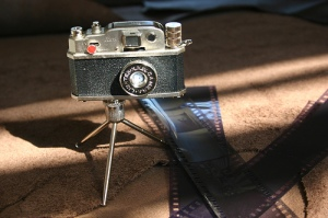Camera Lighter with Tripod