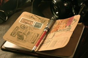 Travel Gear: Field Notes, F1 and Perfect Pencil