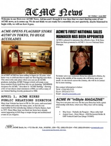 ACME News June