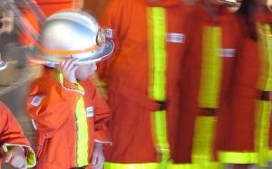 Kidzania: Fireman