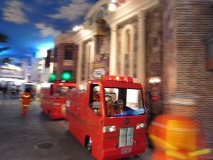 Kidzania: Fire Engine Dispatch