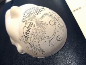 Chinese Drama Mask Drawing