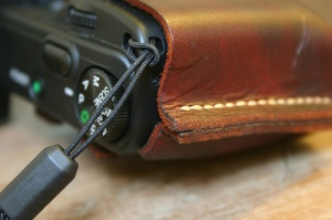 Ricoh GX-200 Leather Case