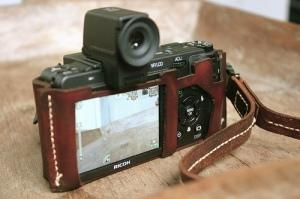 Ricoh GX-200 Leather Case