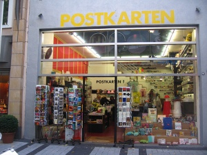 Postkarten, Cologne Germany