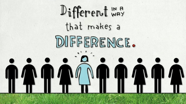 Different 2