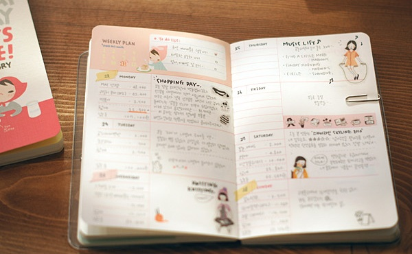 PonyBrown2011diary4