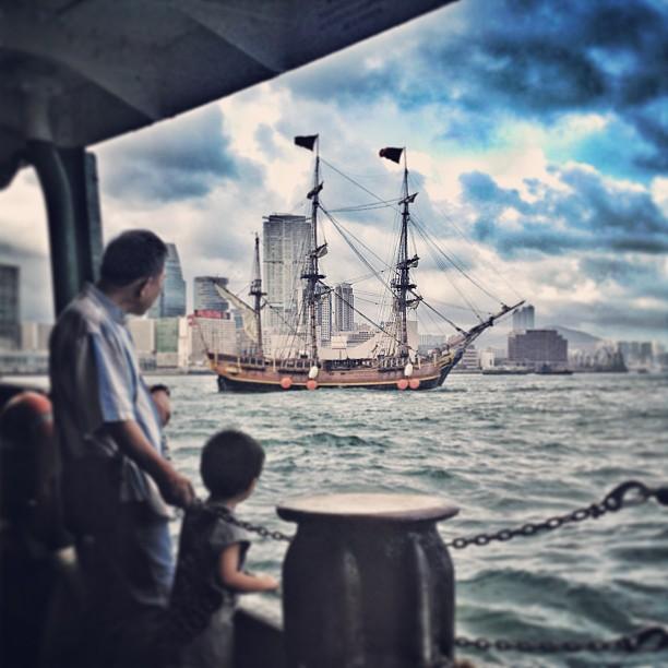 3 tall ship